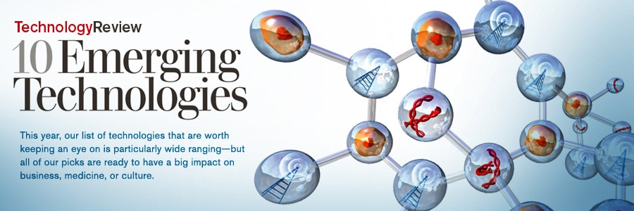 Emerging Biomedical Technologies and their Promise