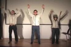 Dance, Scientists, Dance!