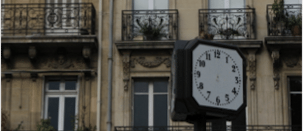 Book Review: Time, by Eva Hoffman
