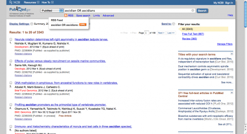 How Not to Miss (Almost) Any Article on PubMed