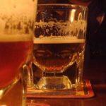 Beer in glasses to depict DIY phase separating gel