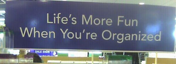 organize a research lab