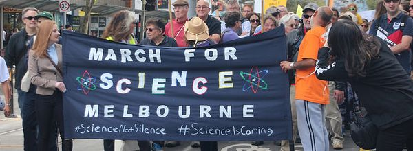 defend science funding