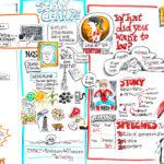 Scientific Illustrations Part I: Schematics and Cartoons