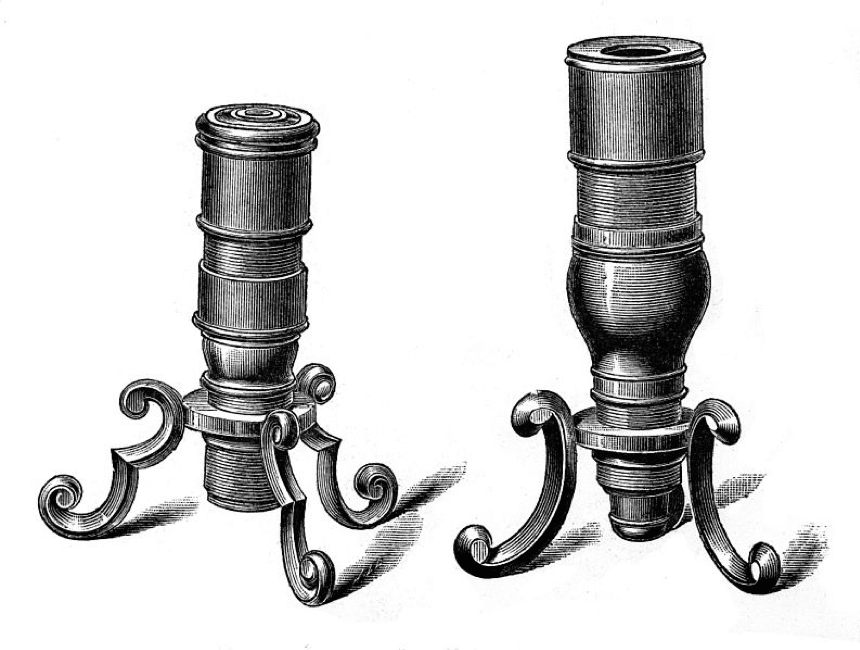 How History Shaped Modern Optical Microscopes, Part One: Simple and Compound Microscopes