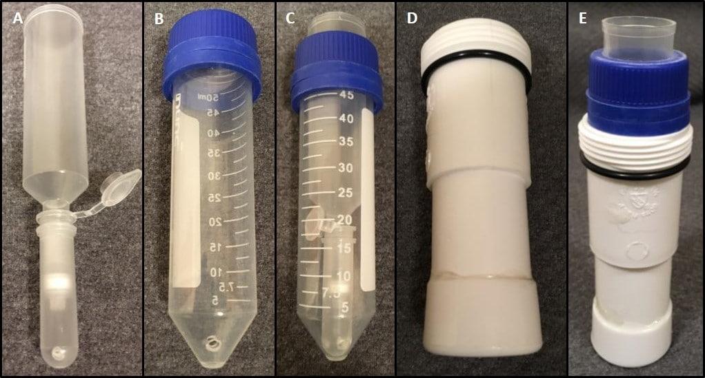 DIY Centrifugation-Based Purification of cfDNA