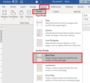 Using Word to Write Your Thesis: Miscellaneous Bits and Bobs