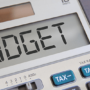 An image of a calculator to depict saving money with lab hacks.